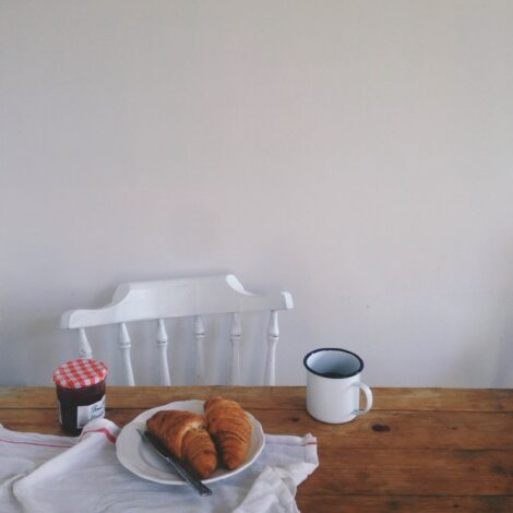 simple living morning