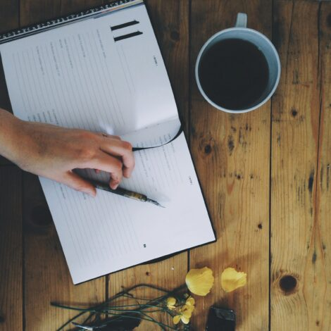 Bucket list journal giveawa