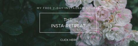 the insta-retreat