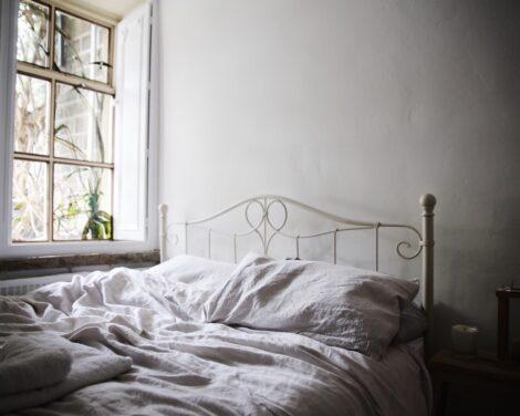 white paint interiors