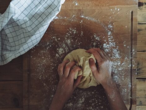 baking savoury danishes recipe