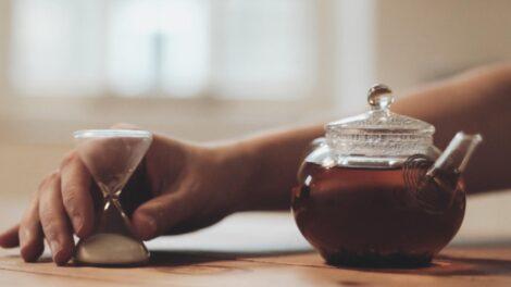 teapot & timer: JING