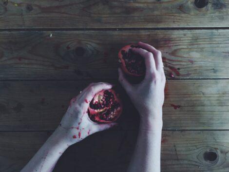 pomegranate gore