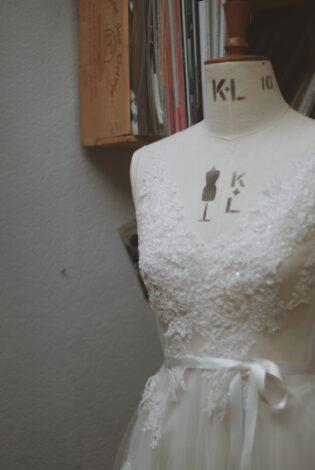 not my dress!