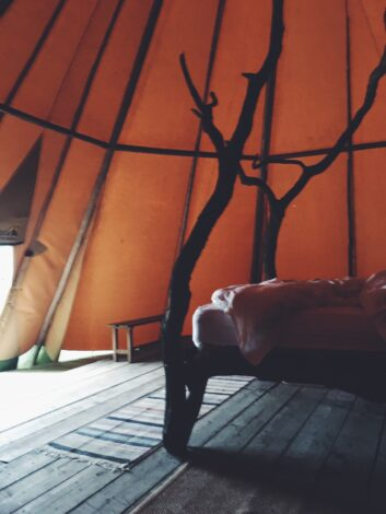 Canopy & Stars tent