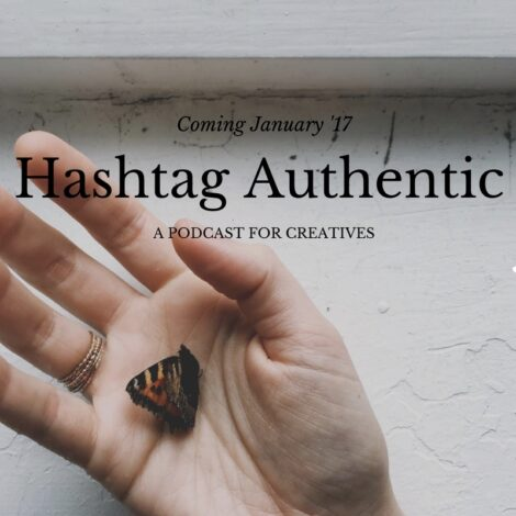 hashtag authentic instagtram podcast